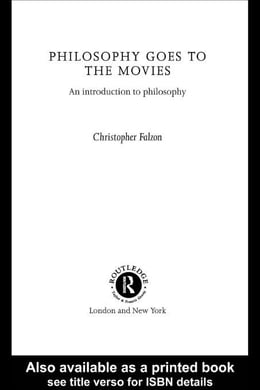 Book Philosophy goes to the Movies by Falzon, Christopher
