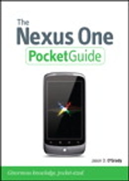 Book The Nexus One Pocket Guide by Jason D. O'Grady