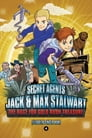 Secret Agents Jack and Max Stalwart Cover Image