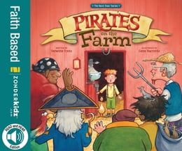 Book Pirates on the Farm by Denette Fretz