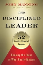The Disciplined Leader Cover Image