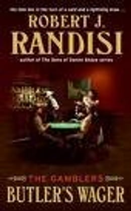 Book Butler's Wager: The Gamblers by Robert J. Randisi