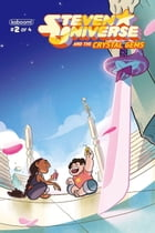 Steven Universe and The Crystal Gems #2 by Josceline Fenton