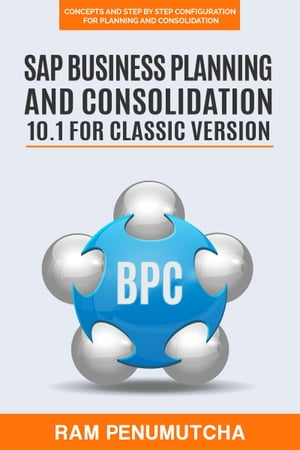 SAP Business Planning and Consolidation 10.1 for Classic Version