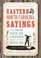 Eastern North Carolina Sayings Cover Image