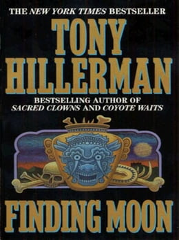 Book Finding Moon: Novel, A by Tony Hillerman