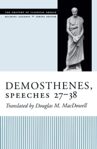 Demosthenes, Speeches 27-38
