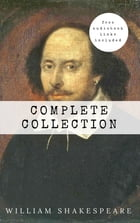 William Shakespeare: The Complete Collection [contains links to free audiobooks] (Hamlet + The Merchant of Venice + A Midsummer Night's Dream + Romeo  by William Shakespeare
