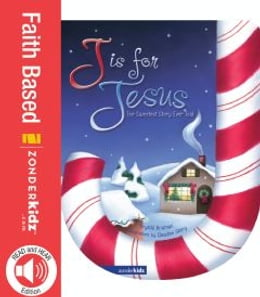 Book J Is for Jesus: The Sweetest Story Ever Told by Crystal Bowman