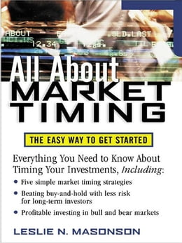 Book All About Market Timing by Masonson, Leslie
