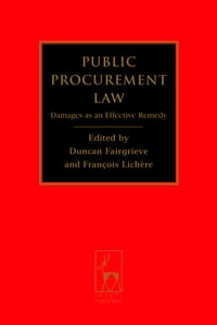 Public Procurement Law: Damages as an Effective Remedy