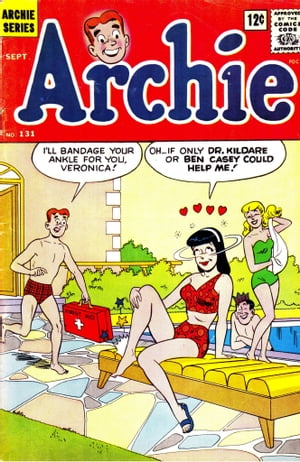 Archie #131 by Archie Superstars