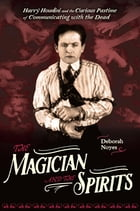 The Magician and the Spirits Cover Image