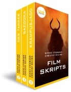 Filmscripts - Dreimal E-Book-Kino: booksnacks (Kurzgeschichte, Krimi, Thriller) by Christof Reiling