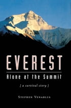 Everest: Alone at the Summit by Stephen Venables