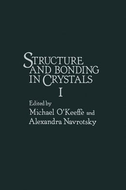 Book Structure and Bonding in crystals by O'Keeffe, Michael
