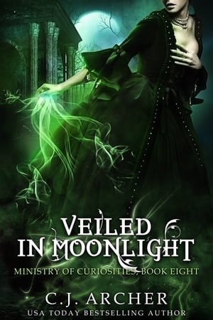 Veiled in Moonlight by C.J. Archer