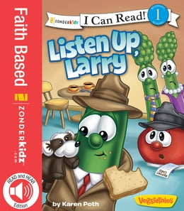 Book Listen Up, Larry by Karen Poth