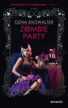 Zombie Party by Gena Showalter
