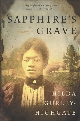 Book Sapphire's Grave by Hilda Gurley Highgate