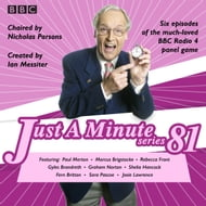 Just a Minute: Series 81