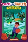 Twins vs. Triplets #2: Prank-or-Treat Cover Image