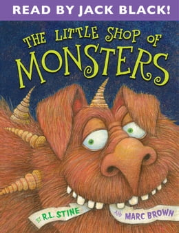 Book The Little Shop of Monsters by Marc Brown
