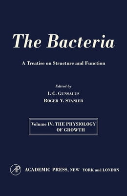 Book The Physiology of Growth by Gunsalus, I.C.