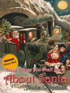 Three Things You Don't Know About Santa Claus by Sandra L Portman