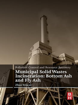 Book Pollution Control and Resource Recovery: Municipal Solid Wastes Incineration: Bottom Ash and Fly Ash by Zhao Youcai