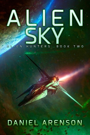 Alien Sky Alien Hunters Book 2