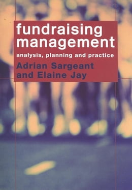 Book Fundraising Management by Sargeant, Adrian