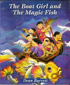 The Boat Girl and the Magic Fish