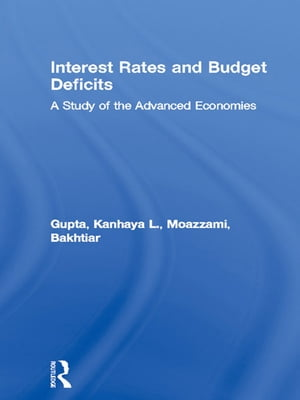 Interest Rates and Budget Deficits A Study of the Advanced Economies
