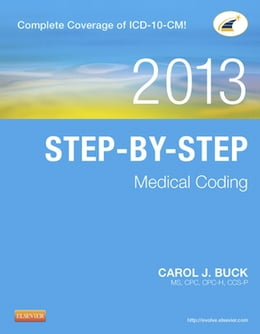 Book Step-by-Step Medical Coding, 2013 Edition by Carol J. Buck