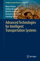 Advanced Technologies for Intelligent Transportation Systems