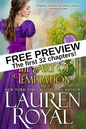 The Art of Temptation: Free Preview — The First 32 Chapters by Lauren Royal