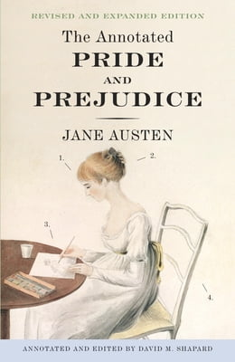 Book The Annotated Pride and Prejudice: A Revised and Expanded Edition by Jane Austen