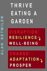 Thrive Eating A Garden Disruption: Resilience> Well-Being; Change: Adaptation> Prosper