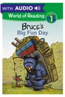 World of Reading: Mother Bruce: Bruce's Big Fun Day Cover Image