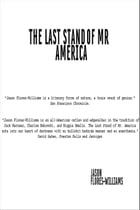 The Last Stand of Mr America