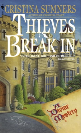 Book Thieves Break In by Cristina Sumners
