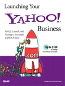 Book Launching Your Yahoo! Business by Frank F. Fiore