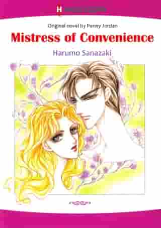 Mistress of Convenience (Harlequin Comics): Harlequin Comics by Penny Jordan