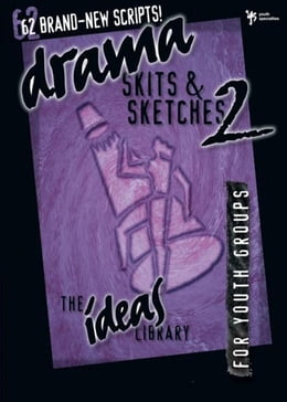 Book Drama, Skits, and Sketches 2 by Youth Specialties