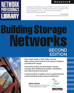 Book Building Storage Networks by Farley, Marc