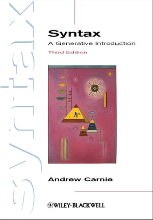 Syntax A Generative Introduction