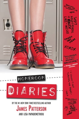 Book Homeroom Diaries by James Patterson