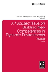 A Focused Issue on Building New Competences in Dynamic Environments