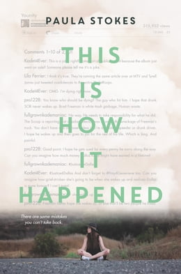 Book This Is How It Happened by Paula Stokes